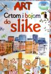 Art - crtom i bojom do slike